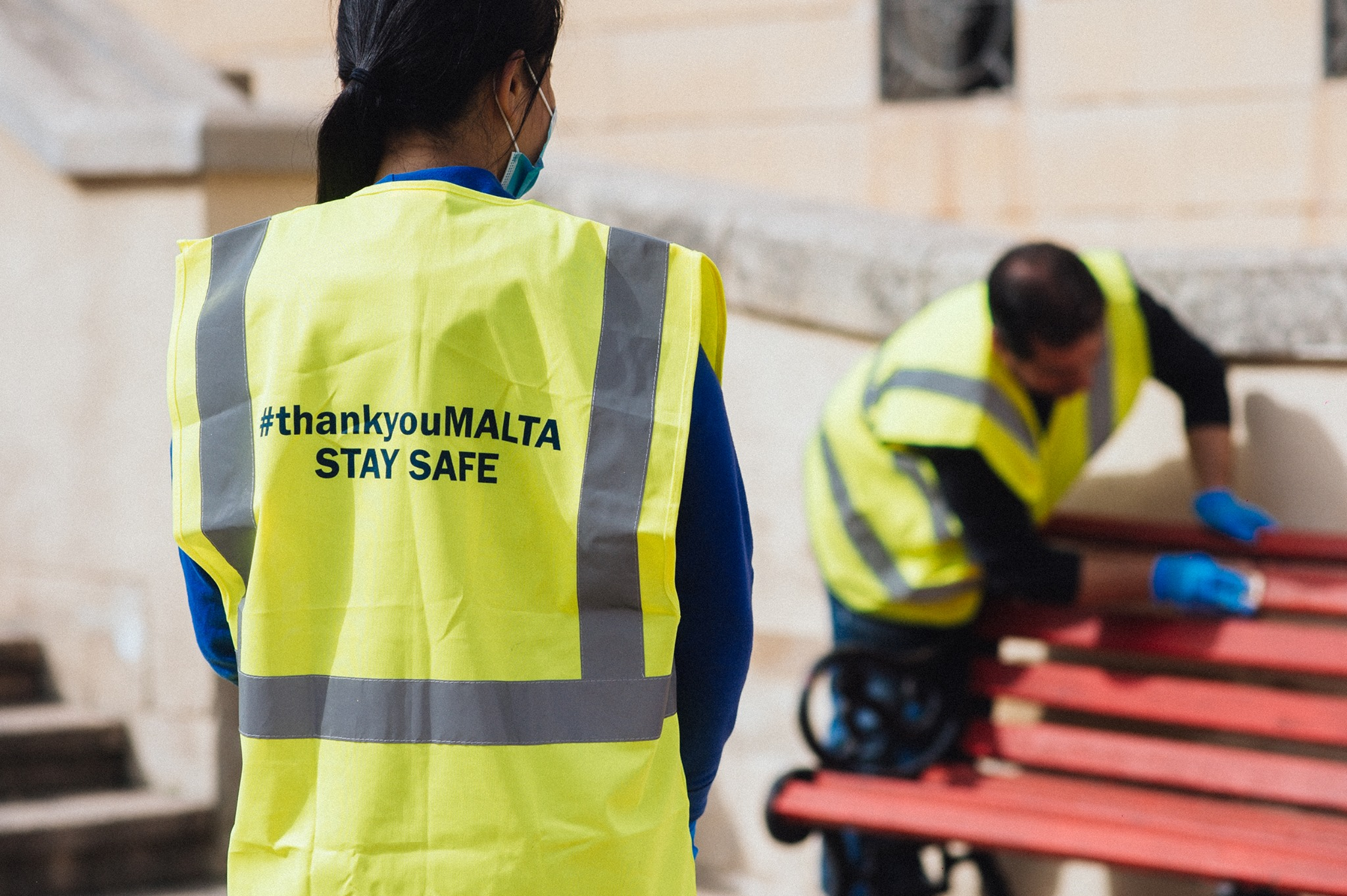 #thankyouMALTA X The First Month